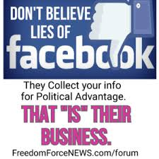 Facebook Business Model Fb Business Model Freedom Force K News