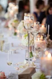 Blushing Coastal Wedding at Belle Mer. Centerpiece IdeasFloating ...