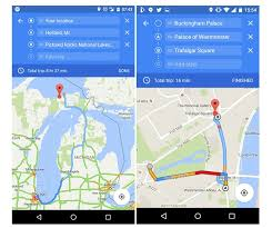 Google Maps Now Takes You From Point A To Point B To Point C