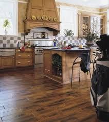 flooring fascinating types kitchen