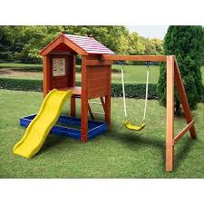 outdoor playsets for small yards swing sets for small spaces dubious yard wooden designs home design