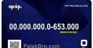 Nomor pokok wajib pajak untuk pajak negara (ppn dan pph) npwpd : Status Npwp Pusat Cabang Untuk Daftar Online