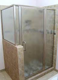 excellent framed shower door ll glass l and l glass shower doors bathroom glass enclosure framed shower door sweep with drip rail