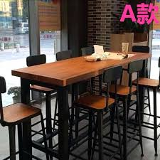 custom bar height tables china table restaurant ping 0 item pic