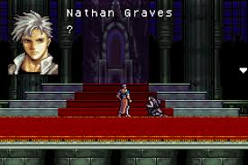 Image result for castlevania circle of the moon rom