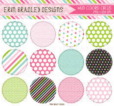 Erin Bradley Designs March 2013 Clip Art Library