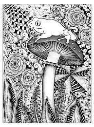 Small Picture To print this free coloring page coloring forest frog click on