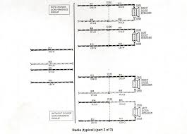 bronco ii wiring diagrams bronco ii corral 1990 bronco ii base radio wiring diagram