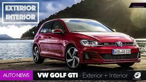 2018 volkswagen gti interior. exellent gti 2018 volkswagen vw golf gti  interior  exterior new design review  youtube intended volkswagen gti interior g