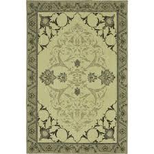 karastan vintage tapis cau gray beige area rug altmeyer s bedbathhome