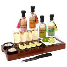 tequila set gift idea