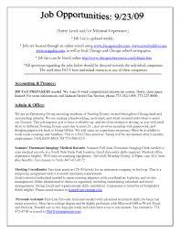 resume examples cna - Cerescoffee.co