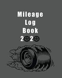 car mile tracker pdf mileage log book 2020 mileage counter for car mileage