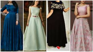 Gown Design Latest 2019 Simple Gown Design Gown Designs For Girls Latest Gown Design 2019