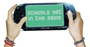PSP Handheld Video Game