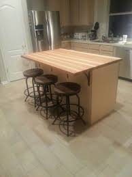 hickory butcher block countertop