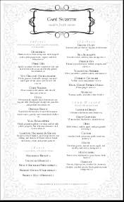 french menu template french restaurant menu templates musthavemenus