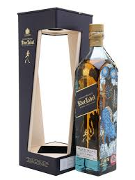 johnnie walker blue year of the pig gift box