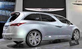 new car 2016 usaNew 2016 Chrysler Suv Prices MSRP  Cnynewcarscom  Cnynewcarscom