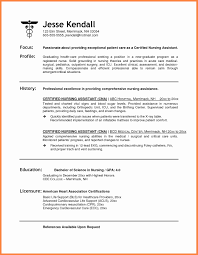 Unique Medical Resume Template Best American Resume Sample New