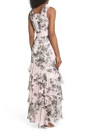 Details About Eliza J Halter Maxi Dress Sz 10 188 Pink Je8m7638