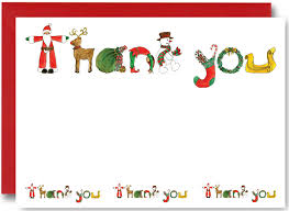 free printable thank you cards for christmas gifts magnficent sample  incredible template blank form