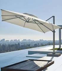 patio umbrellas cantilever. Fine Cantilever Square Cantilever Umbrella By Porta Forma 2095 On Patio Umbrellas G