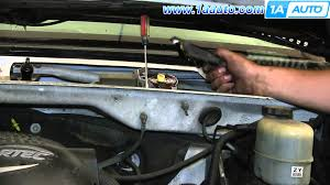 how to install replace windshield wiper pulse control board 1999 how to install replace windshield wiper pulse control board 1999 02 chevy silverado gmc sierra