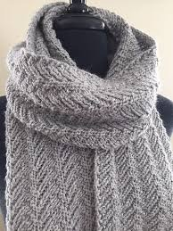 Simple Scarf Knitting Patterns Mesmerizing Cute Simple Scarf Knitting Patterns Ravelry Ridges Pattern By Andra