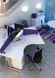office desking. Elite-flexi-120-degree-x3 Office Desking O
