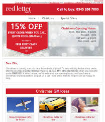 companies using festive discount coupons in emails and what you coupons3 dec15