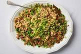 cajun rice and black eyed peas