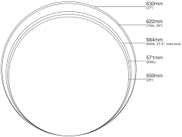 Bike Wheel Size Chart Bicycle Wheel Sizes Which One Is Best