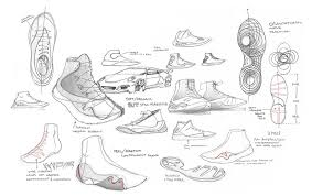 Curry 4 Design Behind The Design Curry 4 2 Sketches Curry 4 Design