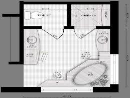 Master Bathroom Layouts