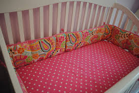 it is pottery barn kids and the name is petite paisley nursery bedding