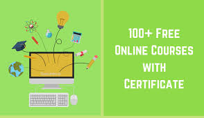 Online Certificates Free 100 Free Online Courses With Certificates From Top Sites Surejob
