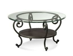 home design round glass coffee table metal base at hongdahs new home design with regard