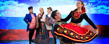 the students of russian customs academy ed the festival  the festival featured folk songs and dances the masterpieces of the russian culture from generation to generation the folk choir and dance ensembles keep