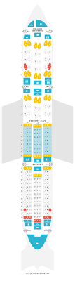 787 Airlines Seating Chart Seat Map Boeing 787 9 789 United Airlines Find The Best