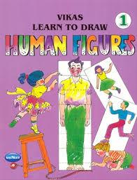 vikas learn to draw human figures 1