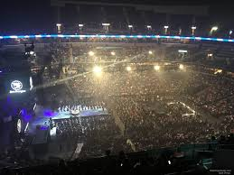 Fedex Forum Section 207 Concert Seating Rateyourseats Com