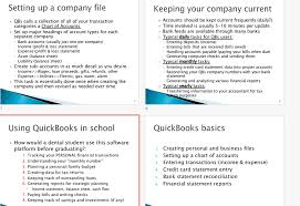 Solved Setting Up A Company File Keeping Your Company Cur