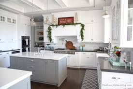 Christmas Kitchen Christmas In The Kitchen Warm And Cozy Christmas Home Tour The