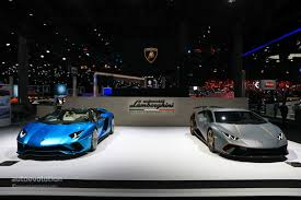 2018 lamborghini colors. wonderful lamborghini live photos 2018 lamborghini aventador s roadster and lamborghini colors h
