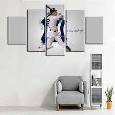 New York Yankees Bedroom Decor Compare Prices On Baseball Art Prints Online Shopping Buy Low