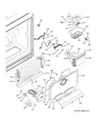 parts for ge pfssnjwass refrigerator com 02 zer section parts for ge refrigerator pfss5njwass from com