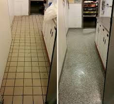 Epoxy Floor Kitchen Epoxy Flooring Concrete Coatings Dayton Oh Springfield Oh