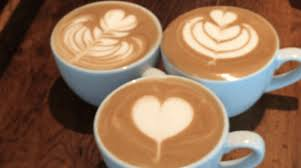 How To Make Designs In Cappuccino How To Make Perfect Latte Art With Steamed Milk Make