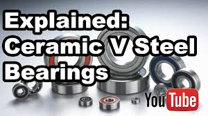 ceramic bearing vs steel. ceramicspeed (ceramic) bearings versus steel bearingsan engineering explanation ceramic bearing vs